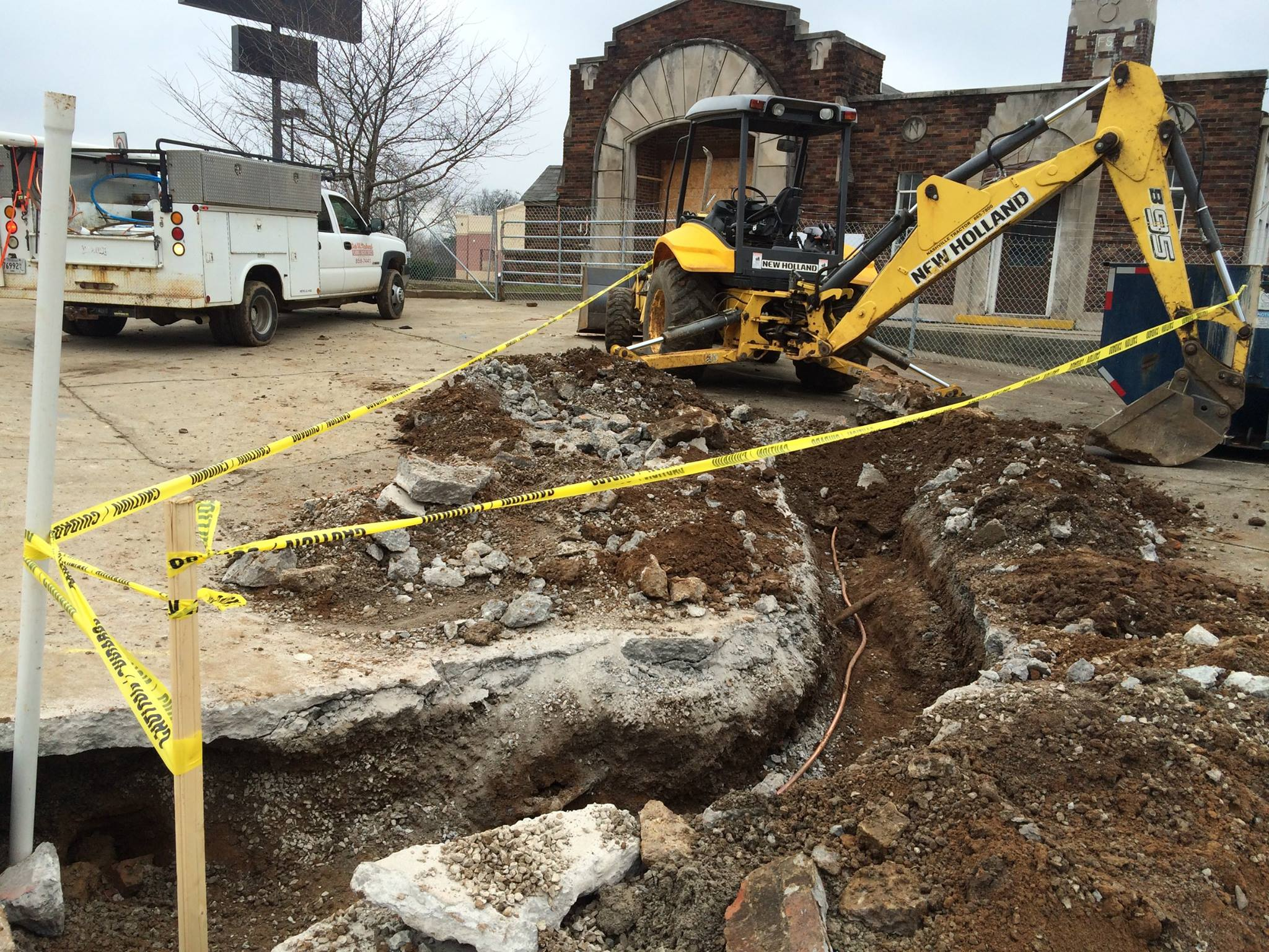 sewer_line_replacement_at_the_station